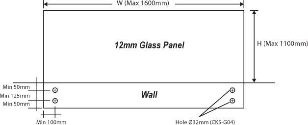 CKS Glass Hardware | Glass Technical Information in Malaysia