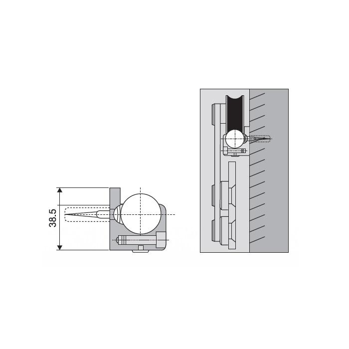 Cks Glass Hardware Cks 83a 2 Sliding Glass Door Malaysia